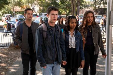 Сериал был очень популярен среди подростков