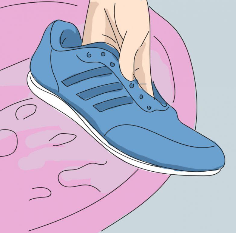 как ухаживать за обувью внутри