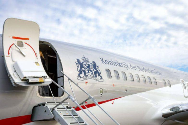 Самолет будет использоваться в рамках официальных поездок королевской семьи