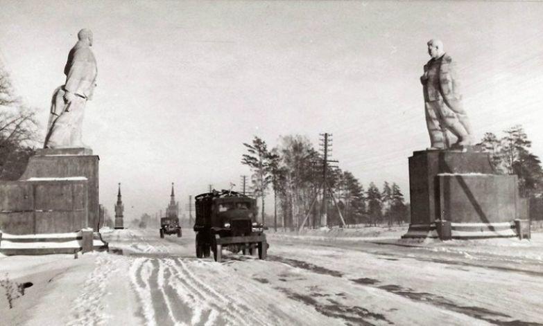 1947 год СССР, авто, девушки, история, факты, фото, юмор