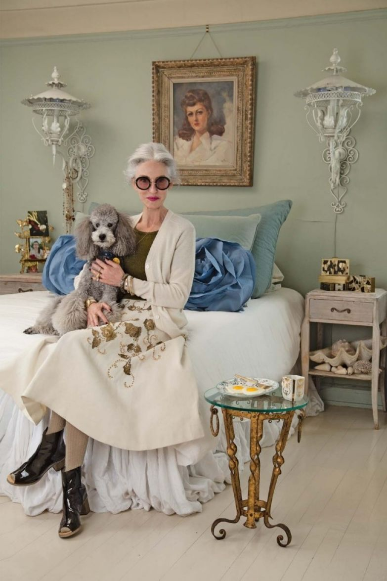 Линда Родин, 65 лет.