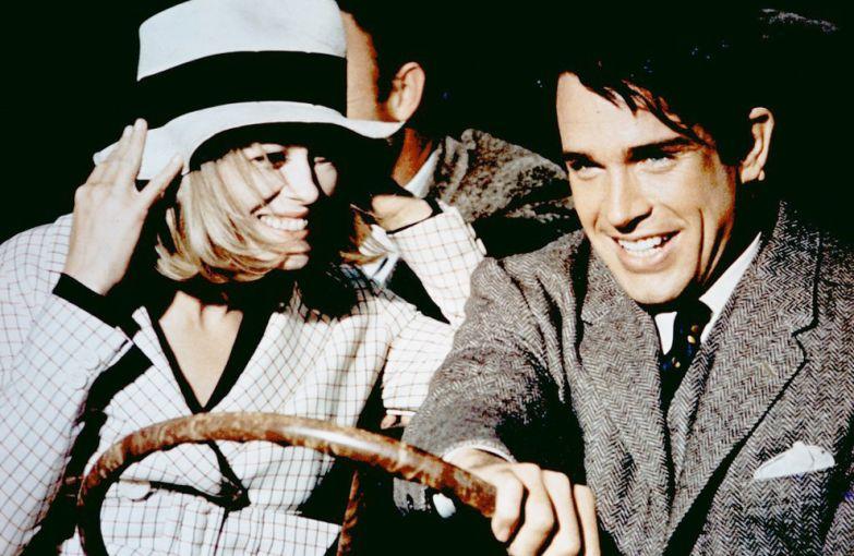 «Бонни и Клайд», 1967