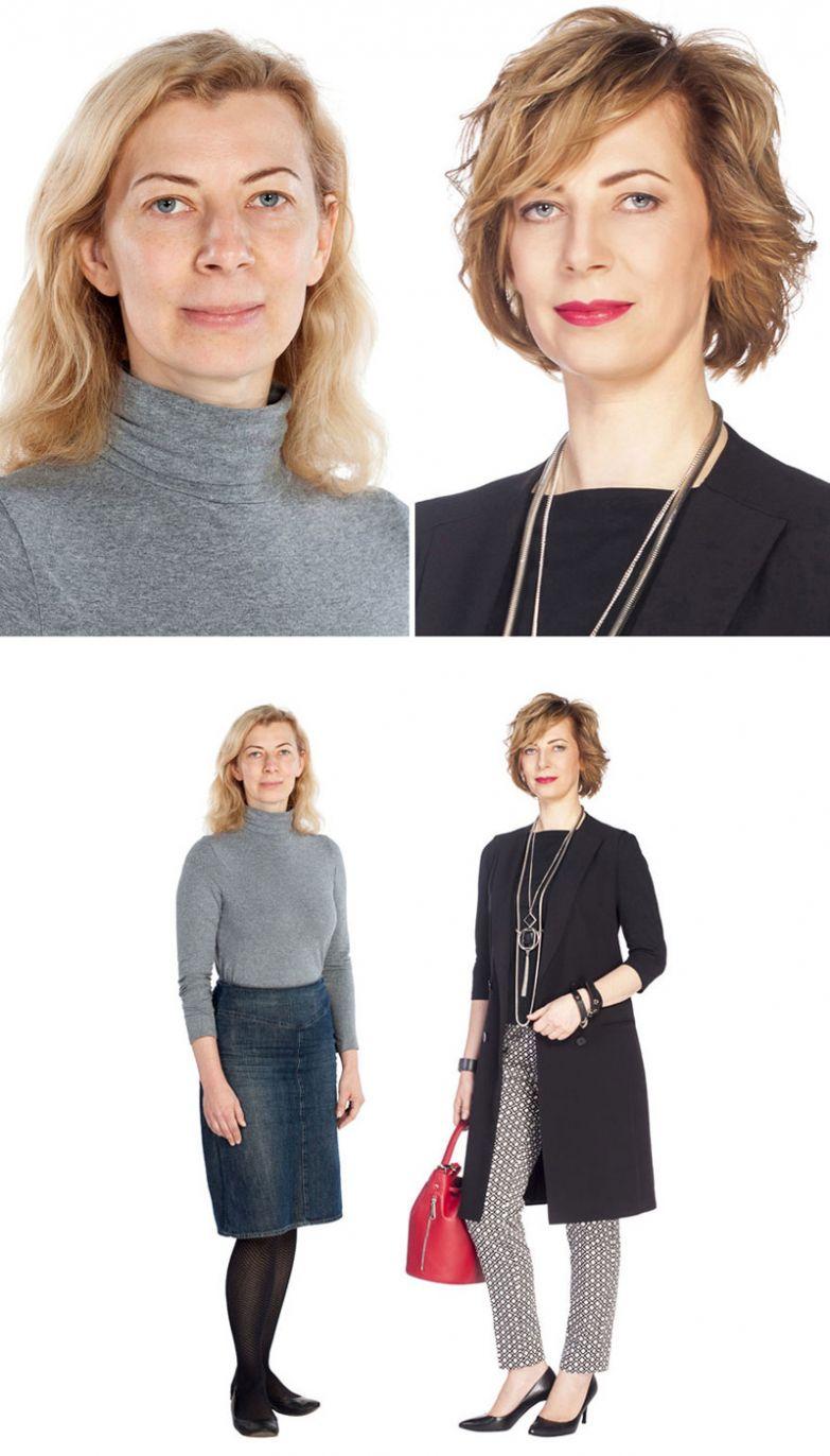 11. Юргита, Вильнюс женщина, перевоплощение, стилист