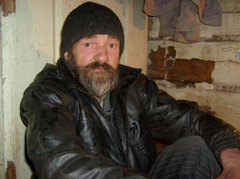 Бомж Валера в подвале, 2011 год история, события, фото