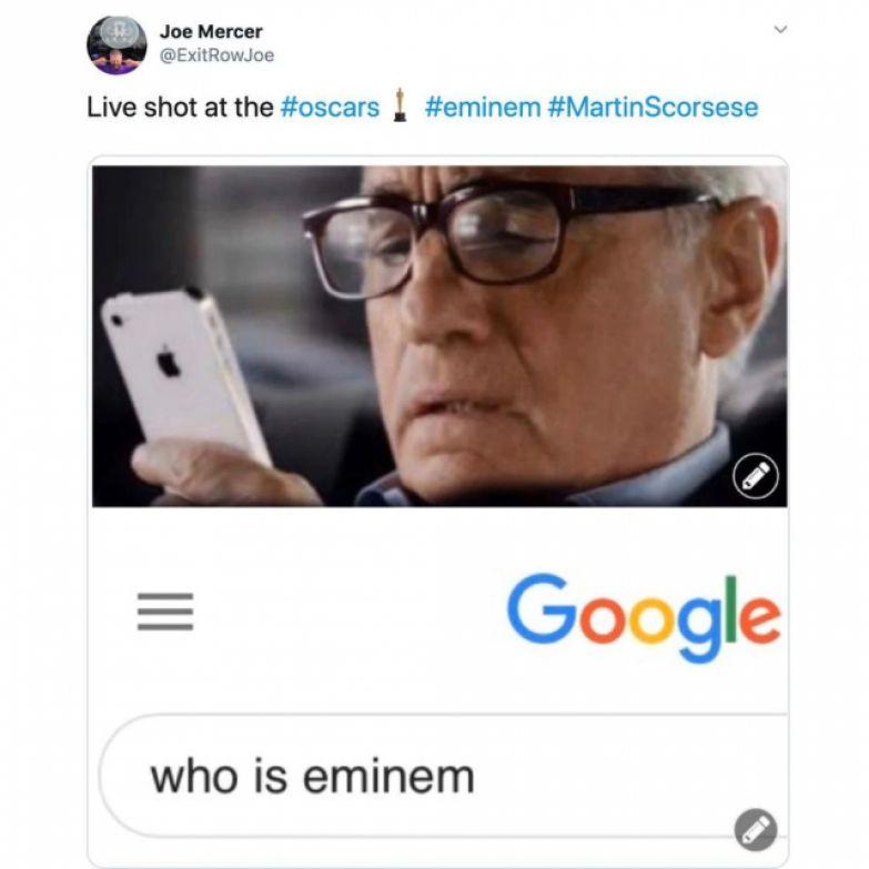 Забавные мемы на 'Оскар 2020', которые сделают твой день - фото 467153