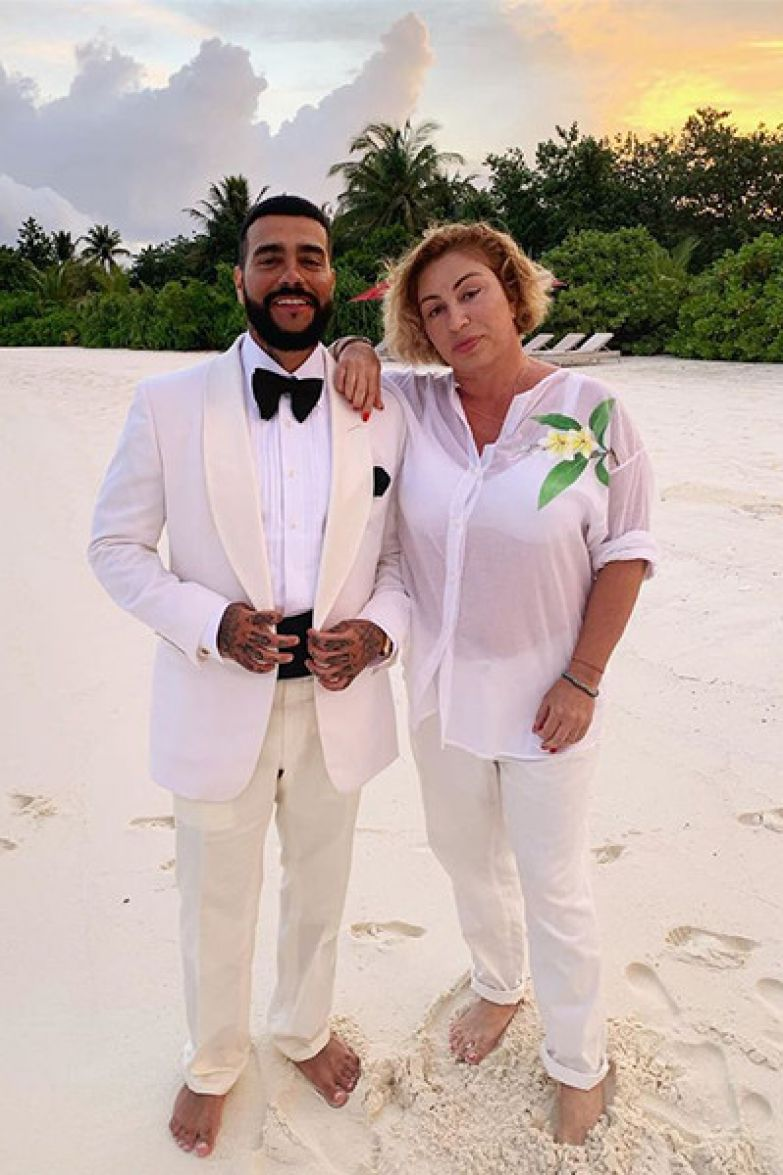 Ходили слухи, что Симона Юнусова невзлюбила невесту сына