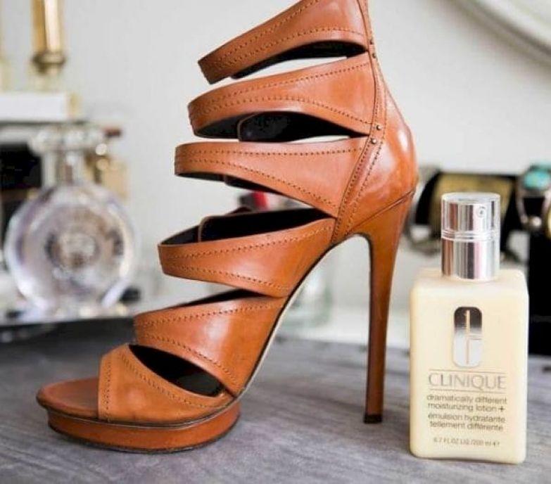 Увлажняющий крем - спасение для обуви! одежда, ремонт, своими руками, хитрости
