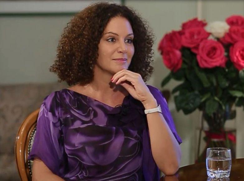 Флоранс Илли-Хворостовская. / Фото: www.tvk6.ru