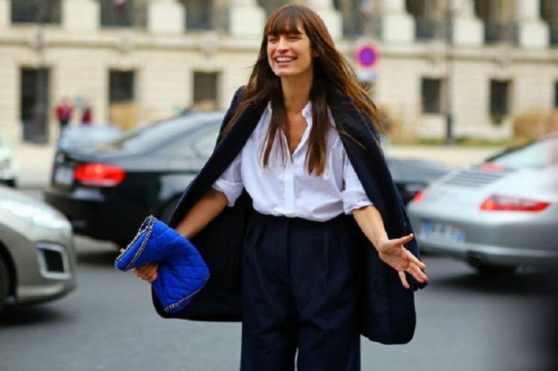 французский стиль женской одежды
