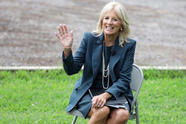 В последние годы супруга президента стала все чаще появляться на публике