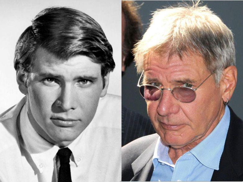 Харрисон Форд, 73 года актеры, возраст, звезды, секс-символы, тогда и сейчас