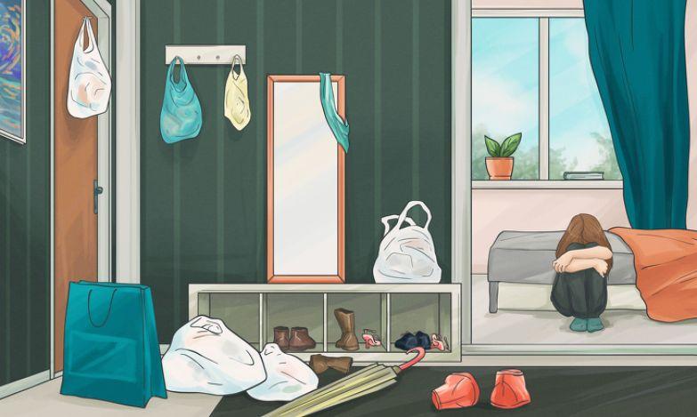 8 видов бардака в квартире, которые укажут на комплексы человека