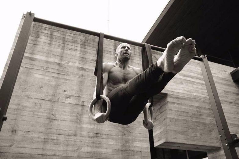 Свежие фотографии Джейсона Стейтема, которому в июле исполнится уже 50 лет