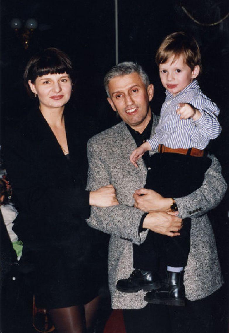 Юрий Айзеншпис жил гражданским браком с Еленой Ковригиной