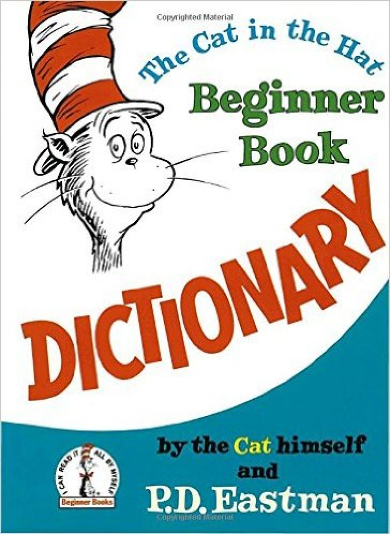 https://www.amazon.com/Beginner-Book-Dictionary-Myself-Books/dp/0394810090