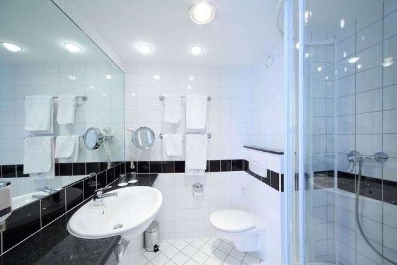 Фотография: Ванная в стиле Современный, Кухня и столовая, Советы – фото на InMyRoom.ru