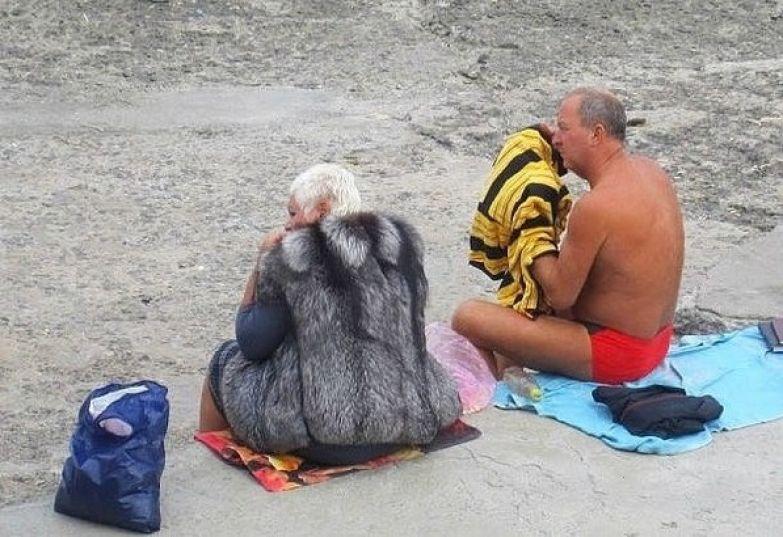 Пляжный сезон не за горами. Основные тренды грядущего лета мода, пляж, прикол, юмор