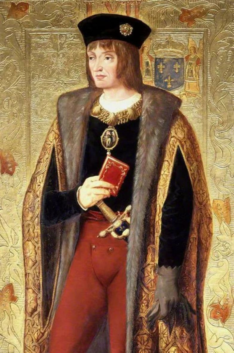 Людовик Орлеанский, будущий король Людовик XII