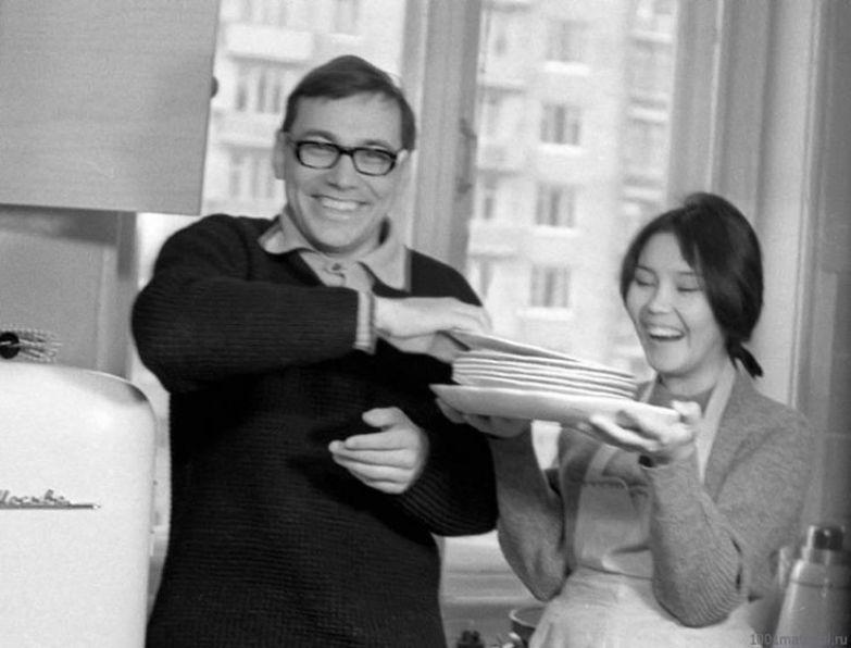 Кончаловский с бывшей женой Натальей Аринбасаровой любовники, романы знаменитостей