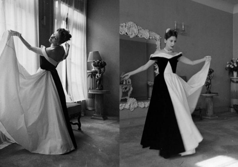 Женщина-дизайнер, которая выглядела как кинозвезда | Фото: names.ru и izbrannoe.com