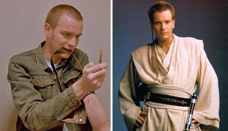 My Name Is Obi Wan Kenobi And Here Is A Progress Pic Of Me After Cleaning Up From Heroin And Learning The Ways Of The Force.