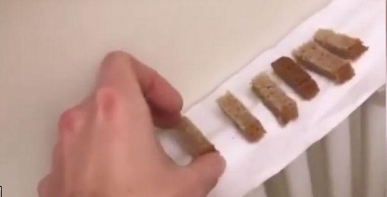 Кто-то предлагает сушить хлеб на батареях, запасая сухари