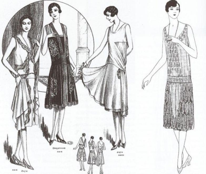 Модели *Irfe*, опубликованные в журнале *Vogue* | Фото: traditions-apts.com