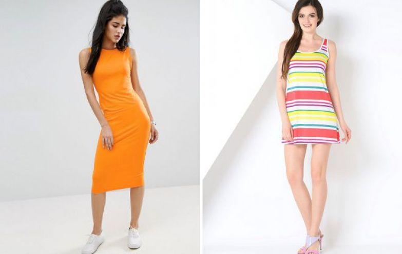 модные платья на каждый день 2018 года