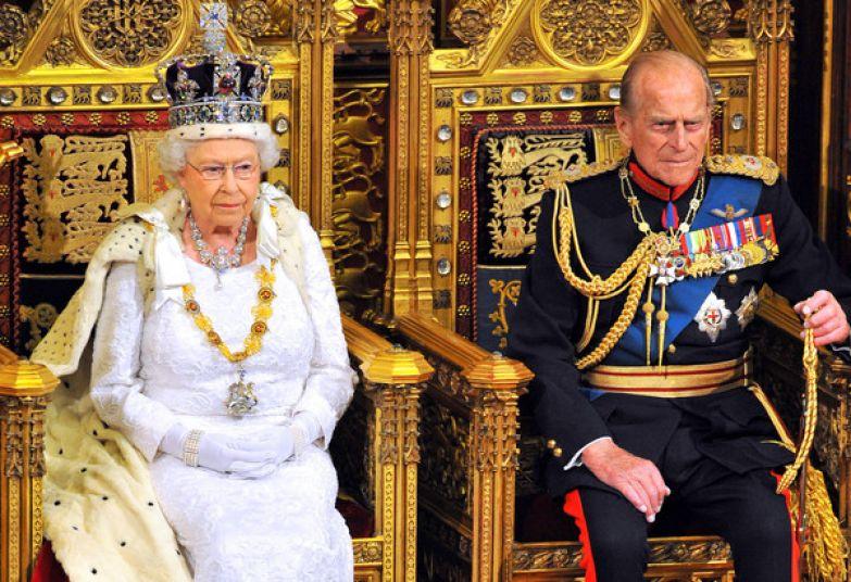 Елизавета II и Филипп находятся у власти почти всю жизнь