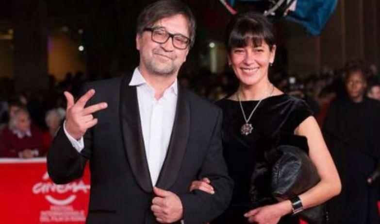 Юрий Шевчук с гражданской женой Екатериной