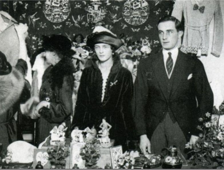 Основатели Дома моды *Ирфе* супруги Юсуповы | Фото: liveinternet.ru