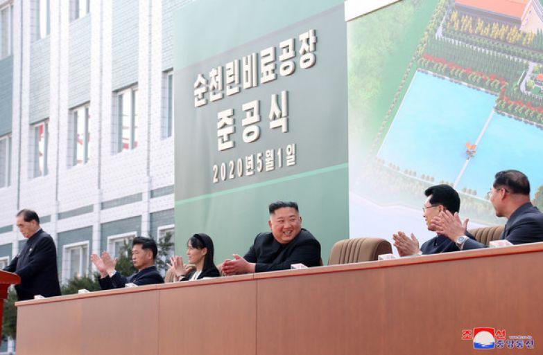 Недавно в СМИ появилась информация о смерти лидера КНДР
