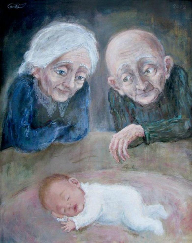 Волшебные минуты счастья. Автор работ: Нино Чакветадзе (Nino Chakvetadze).