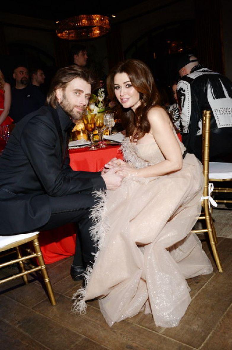 Супруги много раз посещали премию «Пара года»