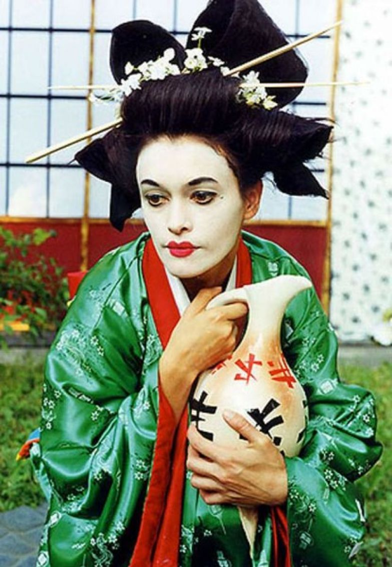 Наталья Бузько со студенчества интересовалась пантомимой