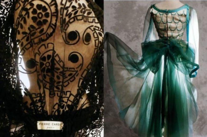 Наряды от Pierre Cardin для балетных постановок Майи Плисецкой | Фото: fw-daily.com