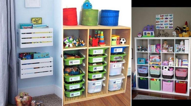 удобные шкафы в детскую