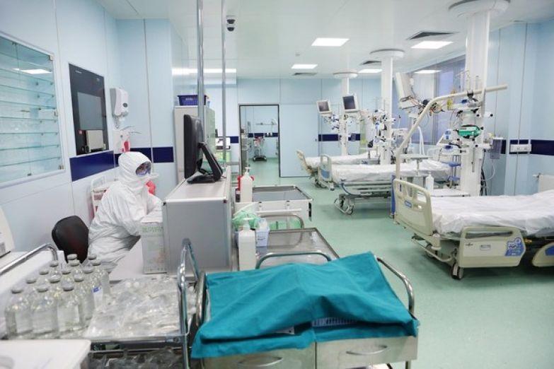 Палаты в больнице