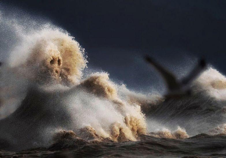 Великие Озера - мощные и опасные, как океан великие озера, красота, фото