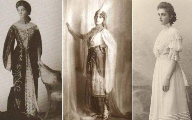 Грузинская эмигрантка, которая во Франции стала моделью   Фото: liveinternet.ru и sputnik-georgia.ru