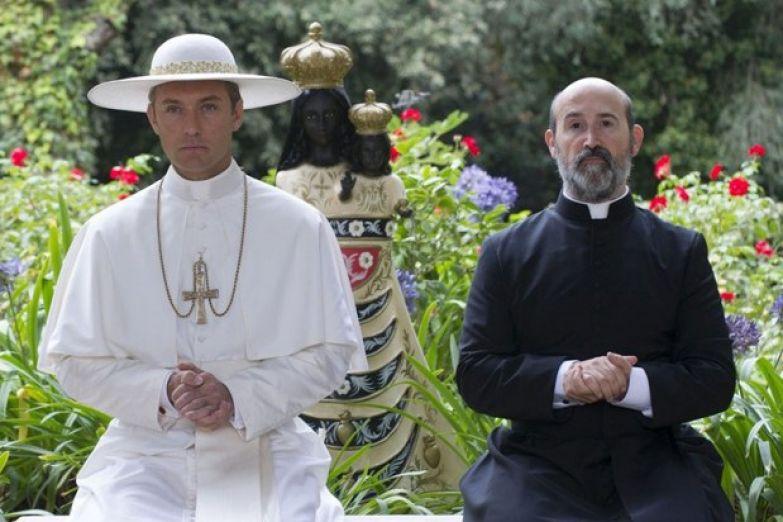«Молодой папа»: Сериал Соррентино c Джудом Лоу об интригах в Ватикане. Изображение № 2.