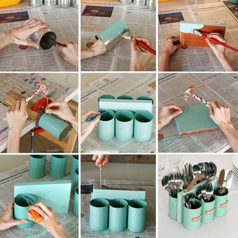 Сделать подарок из подручных материалов своими руками
