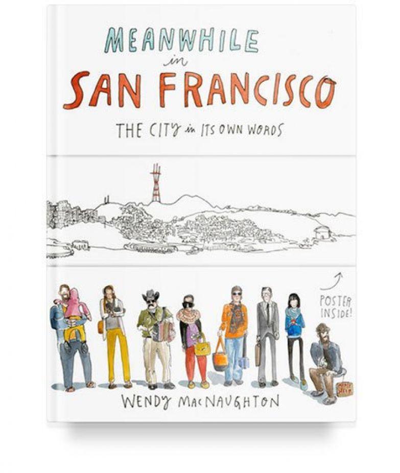 От Шанхая до Нью-Йорка: Литературные гиды по городам мира. Изображение № 4.