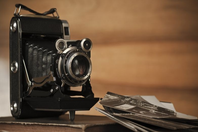 советский фотоаппарат зенит