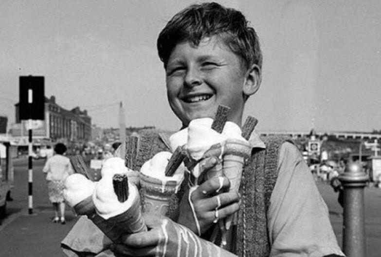 Знаменитое советское мороженое за копейки! ностальгия, ссср, фото, фотографии