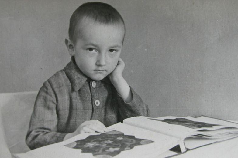 Первую трагедию Борис Клюев пережил в раннем детстве