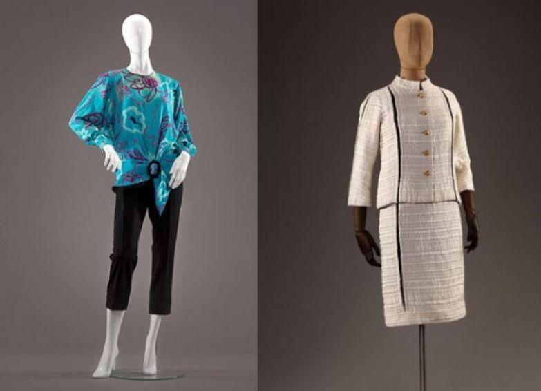 Рубашка Pierre Cardin, костюм Chanel из гардероба Плисецкой | Фото: fw-daily.com