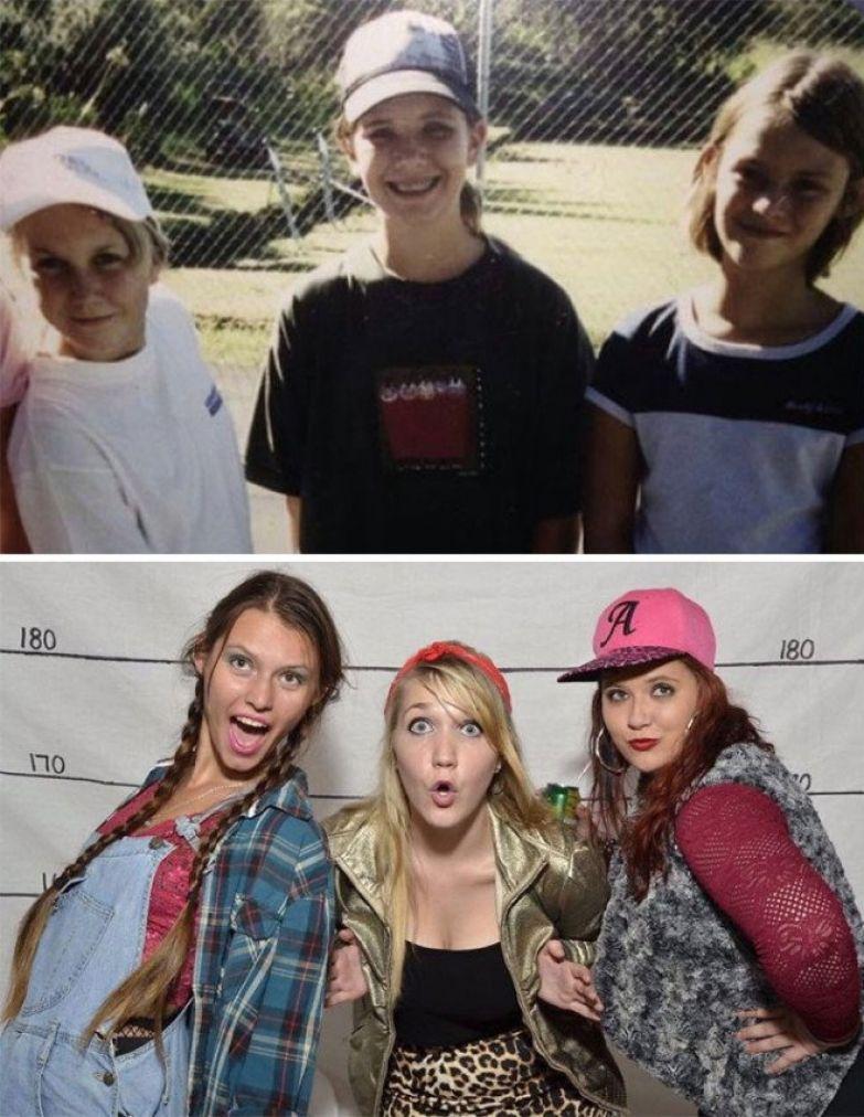 От Awkward Подростков до полу Awkward взрослых. (Я нахожусь в середине 1-ой Pic & 3 в 2-ом One)