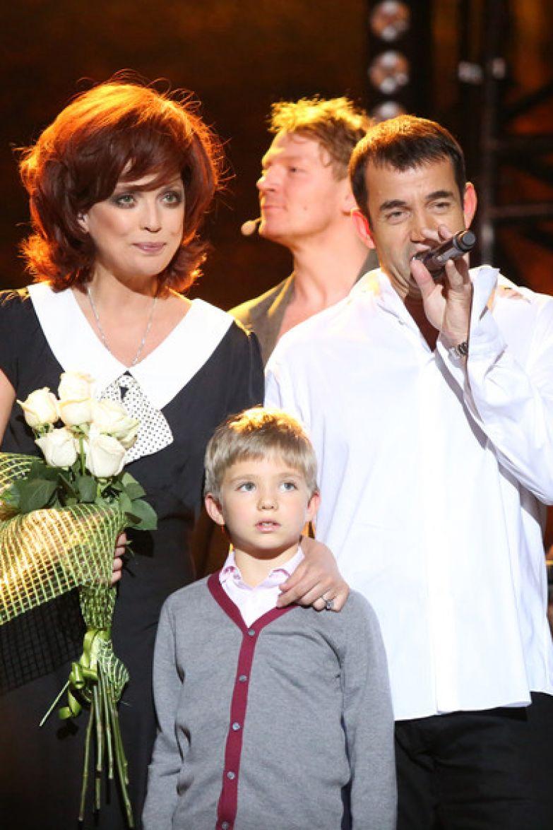 В 2007-м у супругов родился сын Елисей
