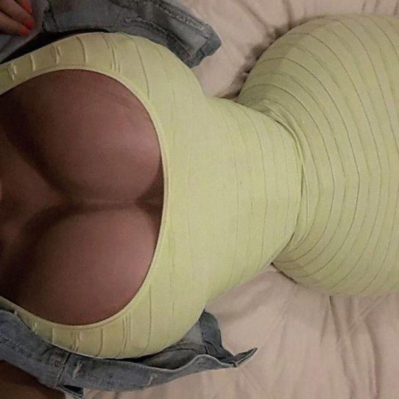 Эта девушка провела целых семь лет в жестком корсете. К чему это привело девушка, красота, модель, секс, талия, фигура